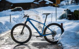 Bike Check | Onze custom Focus Raven 8.9 voor het Snow Bike Festival