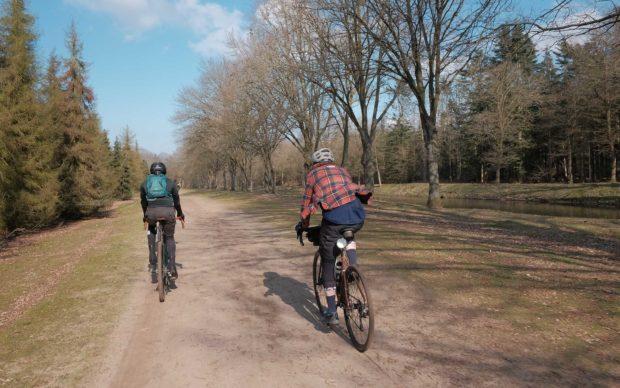 Gravel Ride   Dirty Blessings: niet voor heilige boontjes