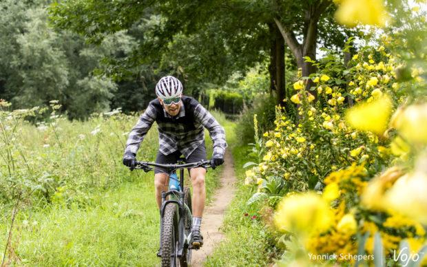 Marathonroute Frans Claes: de langste mountainbike route van Vlaanderen