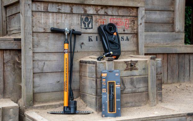 Test | SKS Germany: fietspompen van de garage naar de trails